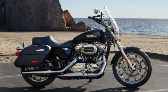 Offshore Mallorca - Harley Davidson Vermietung, Motorrad Verleih