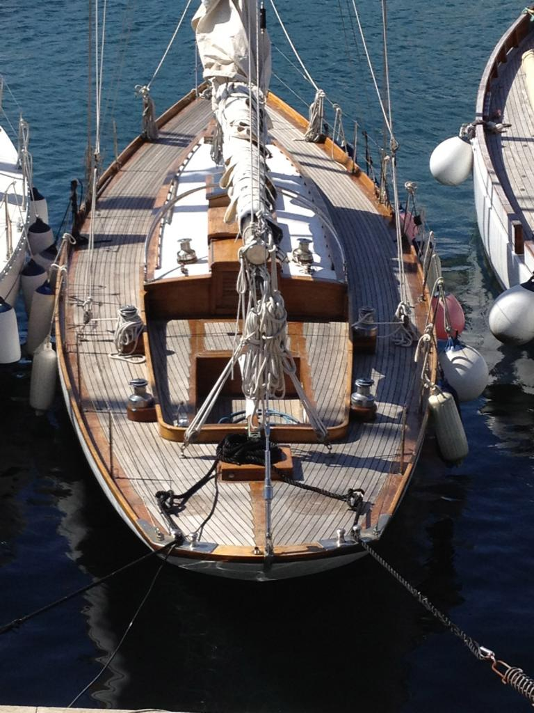 Offshore Mallorca - Classic Sailing Yacht 15 61 m for lovers