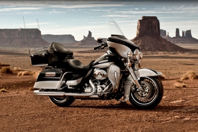 Harley Touring Ultra Limited