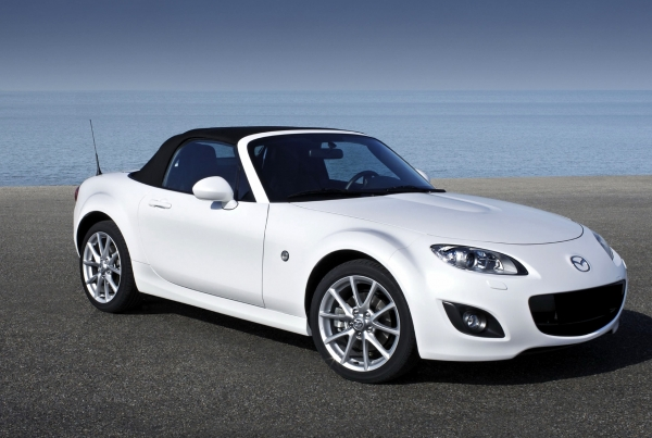 Mazda MX 5 for rent