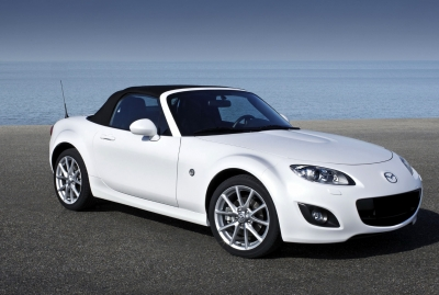 Mazda MX 5 Rent a Car