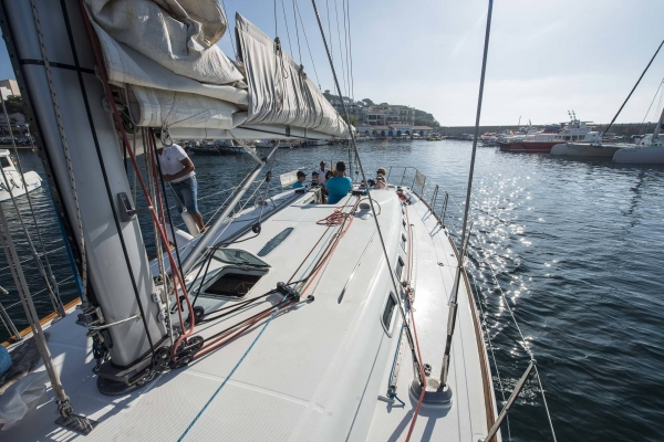 Day sailing trip from Cala Ratjada