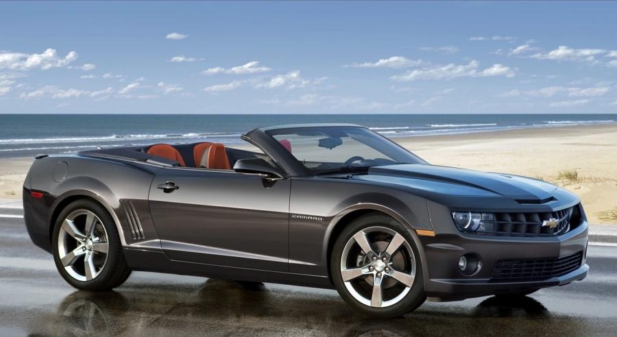 Convertible Rental Cars >> Offshore Mallorca Chevrolet Camaro Convertible 4 Pax