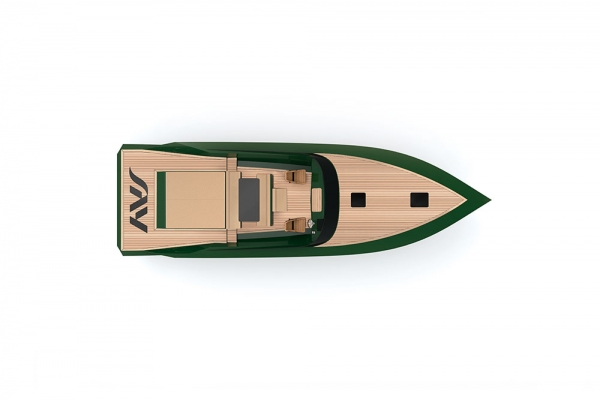 NEUBOOT SAY 42 Runabout Carbon Yacht