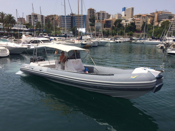 SACS S33 Maximum Schlauchboot Rib 12 PAX Palma