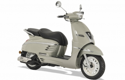 Peugeot Django Heritage 125cc Scooter for rent